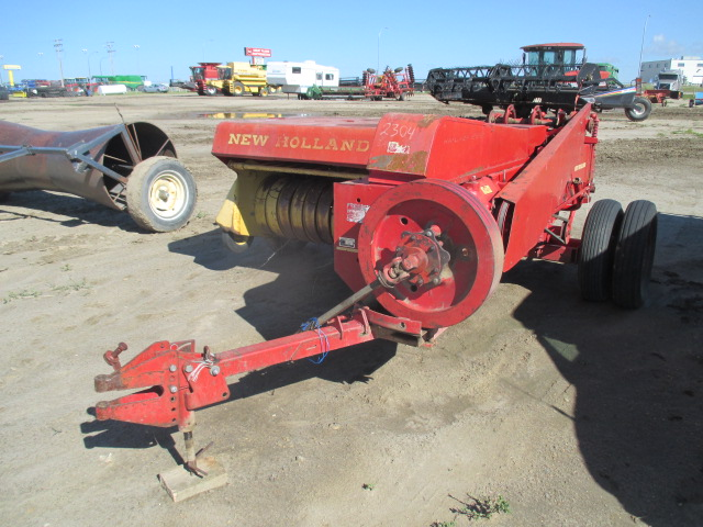 912 new holland swather